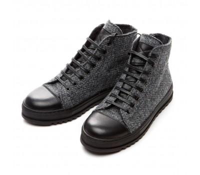 """Ботинки конопляные  """"Walker"""""""