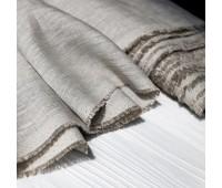 Конопляная ткань натурального цвета для постельного белья