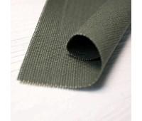 Конопляная ткань зеленого цвета