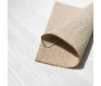 Конопляная ткань натурального цвета