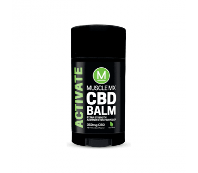Muscle MX BALM Activate 74g Hemp