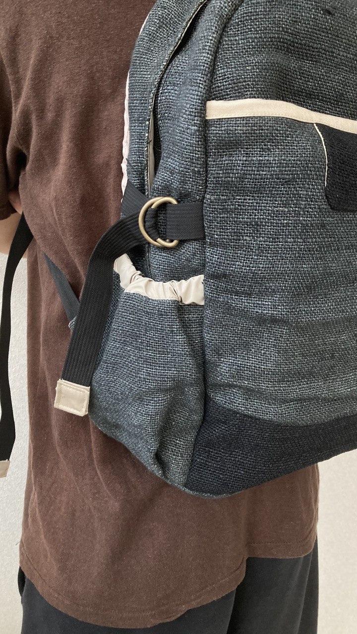 рюкзак конопля Bunko 18 водонепроницаемый