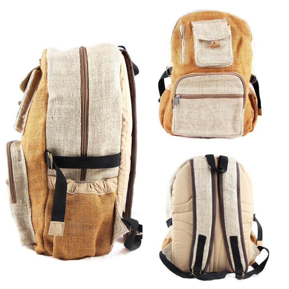 wimund hemp backpack