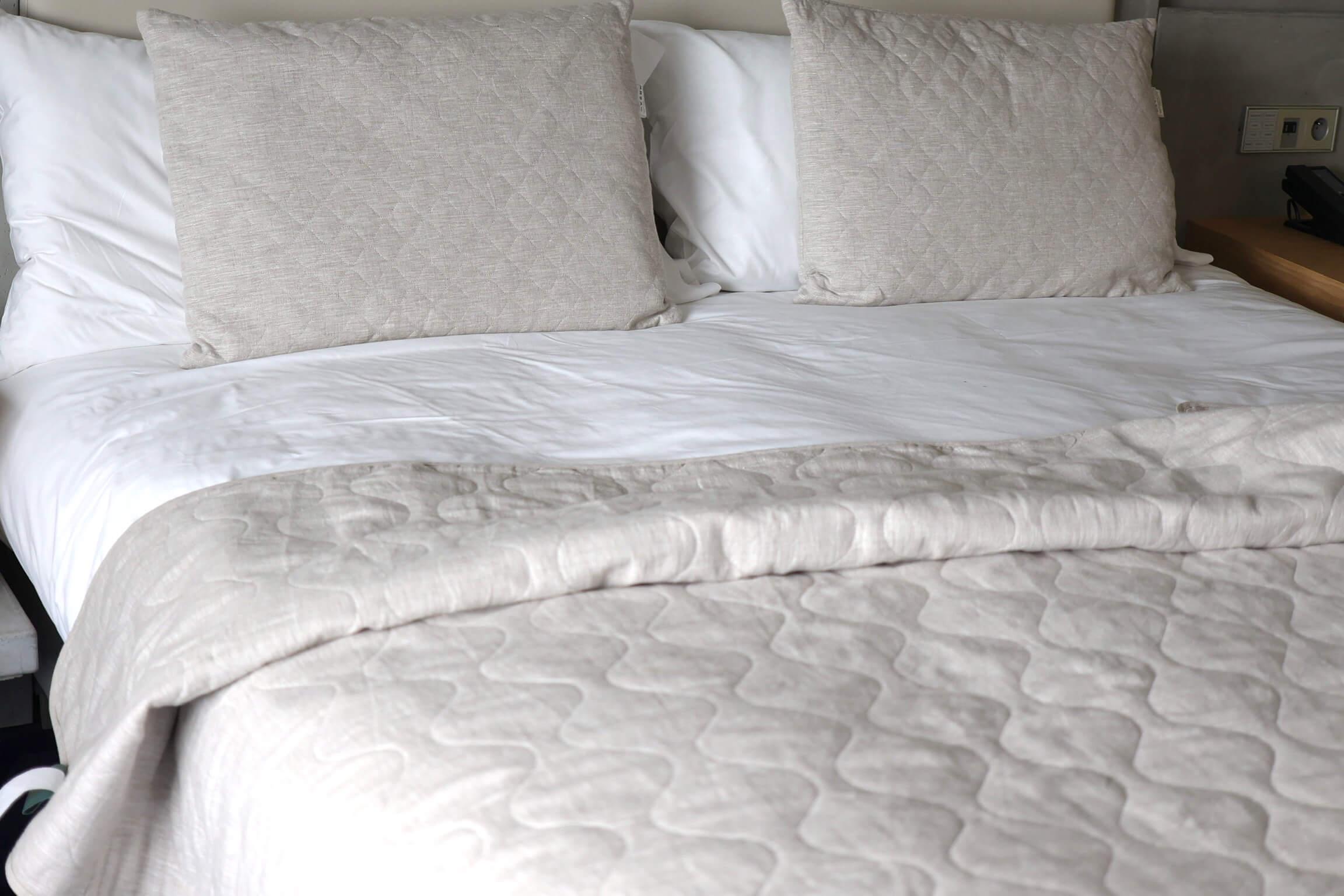Конопляная постель в Киеве